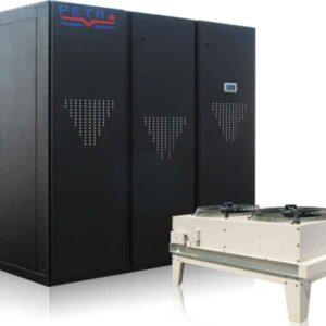 Kühlung von Rechnerräumen