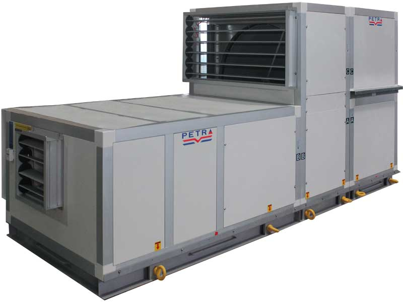 Petra Engineering Industries Co    AHU Control Solution