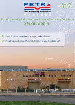 Petra Engineering Industries Co  | Petra Engineering